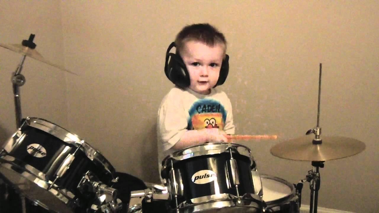 Best Little Kid Drummer