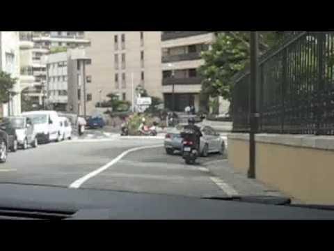 Monte Carlo Grand Prix Circuit Drive