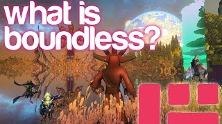 BOUNDLESS | Minecraft Meets No Man