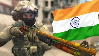 CS:GO AND THE INDIAN CLAN