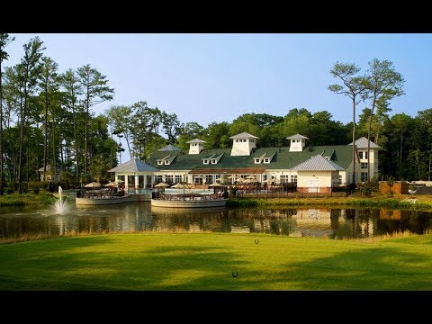 GlenRiddle - Waterfront Golf Community in Berlin, MD