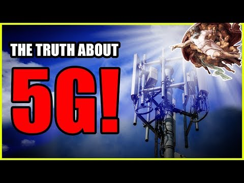 5G Is The Future And That Is Frightening!