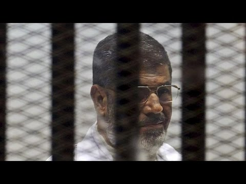 Egypt: death sentences upheld for Mursi and other Brotherhood leaders