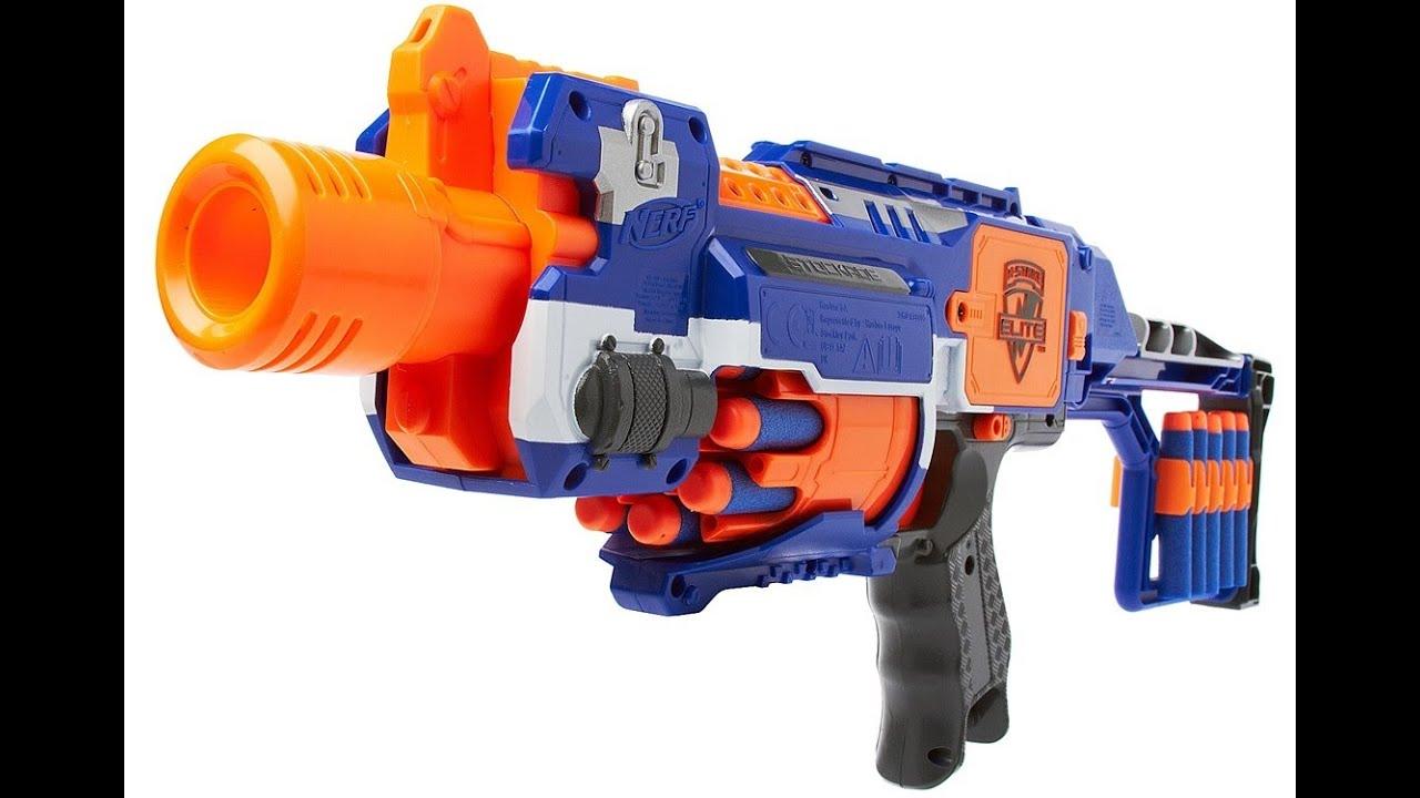 Nerf N-Strike Elite Stockade Blaster   BIG W