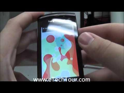 Sony Ericsson Vivaz Pro Review www.eTechTour.com
