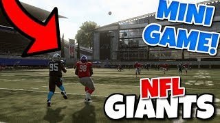 NFL'S FATTEST PLAYERS WITH 99 SPEED?? MADDEN 19 KICK RETURN CHAOS MINI GAME!!