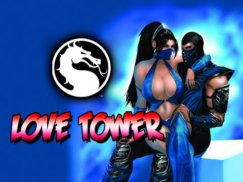 THE LOVE TOWER: Valentines Day Event (Mortal Kombat X)