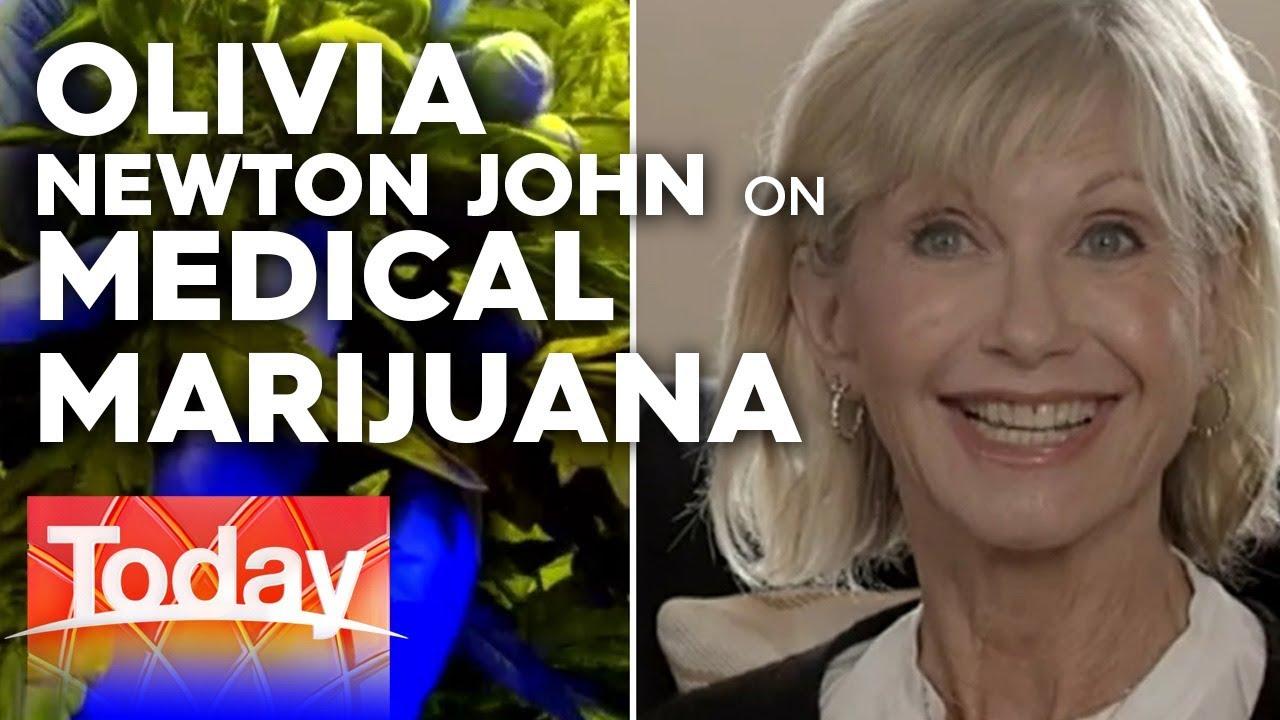 Testimoniale Ulei CBD - Olivia Newton John privind utilizarea ei de CBD medical |