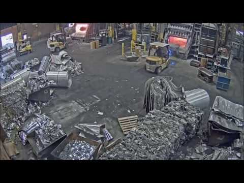 Warning: Graphic Example of a Workplace Accident and Forklift Operator Danger