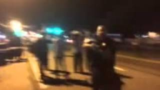 Officer Go Fuck Yourself- Rebelutionary_Z #Ferguson Livestream Clip