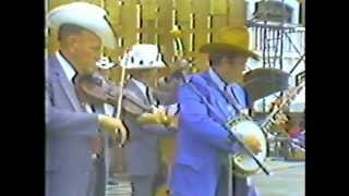Lonesome Road Blues -- Bill Monroe