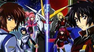Title: Best Gundam Seed Destiny ... Background song: Toki Wo Koete ...