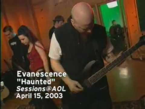 Evanescence • Haunted AOL SESSIONS 2003