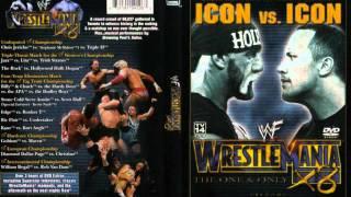 WWE Wrestlemania X8(18) First Theme Song Full+HD