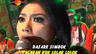 Ratna Antika - Ra Kuat Mabok (Official Music Video) - The Rosta - Aini Record