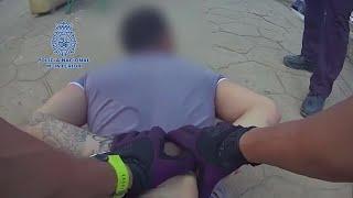 Arrestado de uno de los sospechosos de un robo a turistas en Manacor