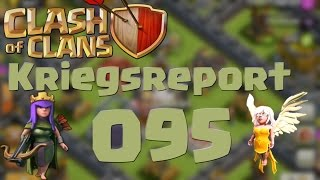 "COC [Kriegsreport #095] ""2 CWs in einer XL Folge"" 