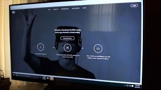 Oculus Rift: First Time Setup