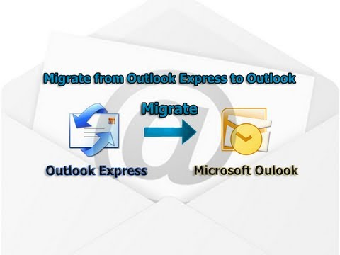 Migrate from Outlook Express to Outlook by Britec