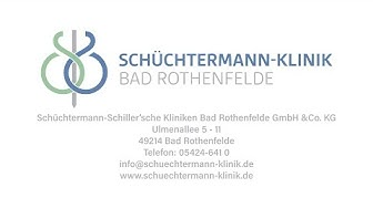 Die Schüchtermann-Klinik in Bad Rothenfelde