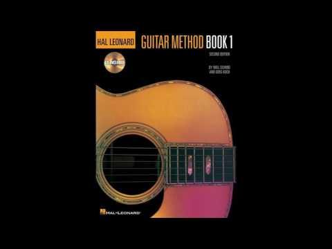 50 Greensleeves  Hal Leonard Guitar Method Book 1