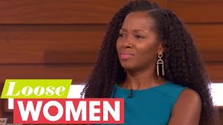 Nadia And Jamelia Row About Child Obesity | Loose Women