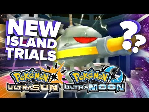 POKEMON ULTRA SUN & ULTRA MOON NEW ISLAND TRIALS!! [Thoughts + Discussion]