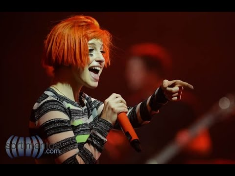 Paramore Celebrity Beach Bowl 2014 Full Concert