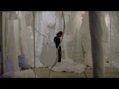 CLAUDIA BORGNA & NINA HAFT COLLABORATING AT LOS GATOS ART MUSEUM