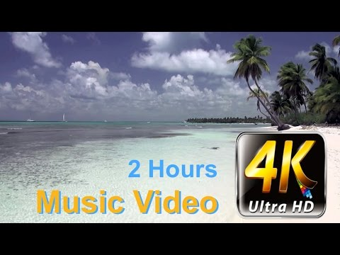 4k Video, 4k Video Test of 4K Ultra HD Resolution Video: Bossa Nova Jazz 4K Music Video Nature