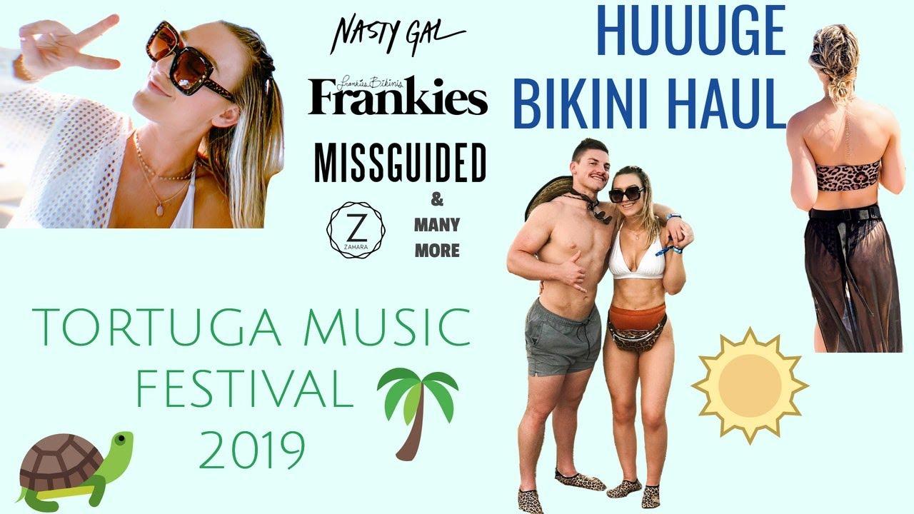 Download MASSIVE BIKINI HAUL: zahara swim, frankies bikinis, missguided, pretty little thing & more!
