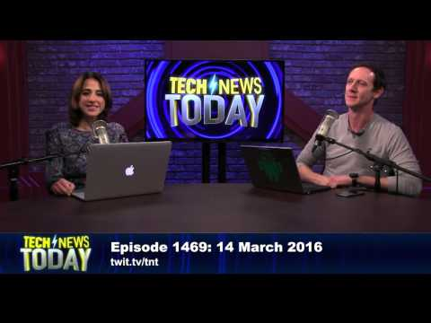 Tech News Today 1469: Drone Racing on the Information Superhighway