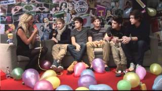 One Direction - Up All Night Listening Party (Part 1)