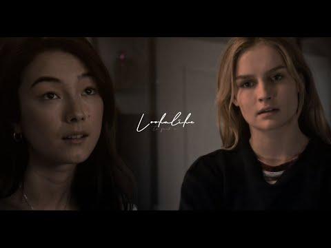 helena and elle || lookalike [AU-ish]