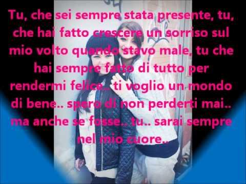 Auguri Sorellina Mia Ti Amo Youtube