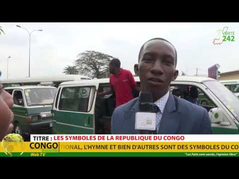 VÉRITÉ 242 CONGO Brazzaville, Les Symboles de la république du Congo
