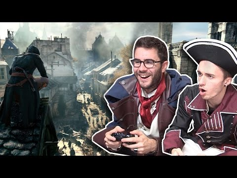 À nous Paris ! - Assassin's Creed Unity thumbnail