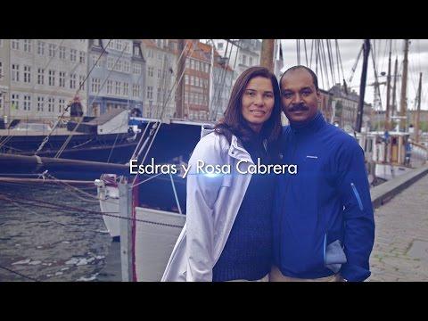 Esdras y Rosa Cabrera Viven una vida diferente™