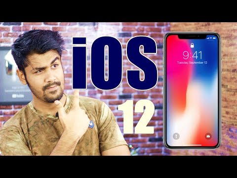 🔴 iPhone X Band Ho Gaya ? | iOS 12 New Features and Updates