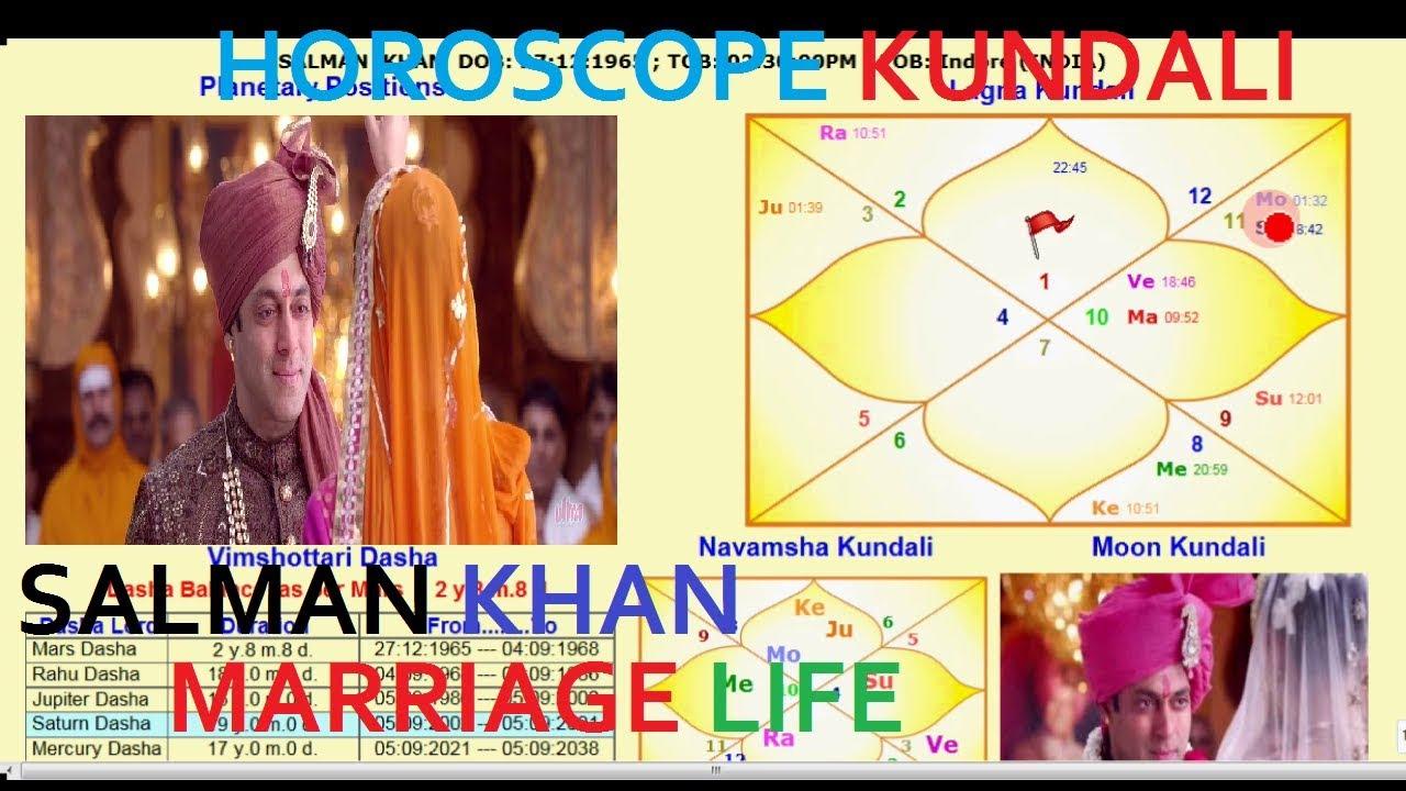 salman khan marriage astrology