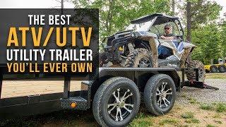 The Best ATV/UTV Trailer You Will Ever Own
