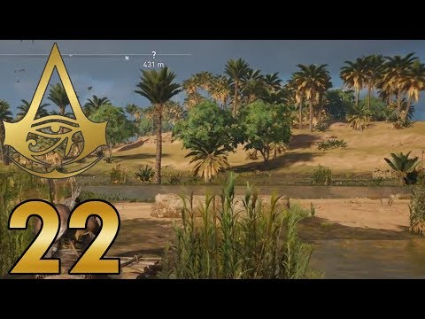 Deutsche Effizienz! | Let's Play Assassins Creed: Origins #022