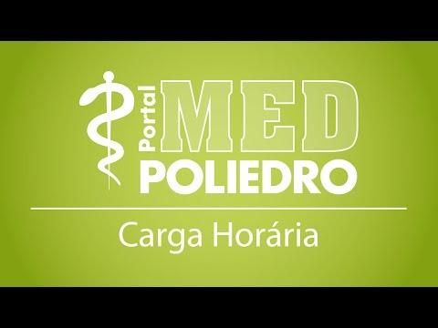 Carga Horária Turma Medicina