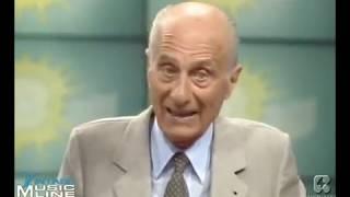 Mike Bongiorno intervista Indro Montanelli - Superflash - 1984