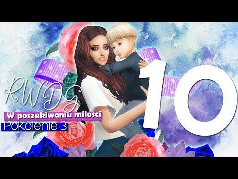 SAMOTNA NASTOLETNIA MATKA - 💜 W poszukiwaniu miłości 💜The Sims 4 RWDG Challenge #10 Pokolenie 3 💜 thumbnail