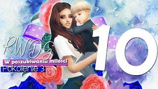 SAMOTNA NASTOLETNIA MATKA -  W poszukiwaniu miłości The Sims 4 RWDG Challenge #10 Pokolenie 3