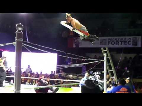 'DTU 9' Noveno aniversario de DTU (Lucha Profesional Mexicana)