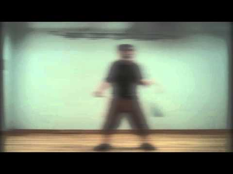 Nicky Evers Fire Drums 2013 tutorial- Poi Chi 8- Body Isolations