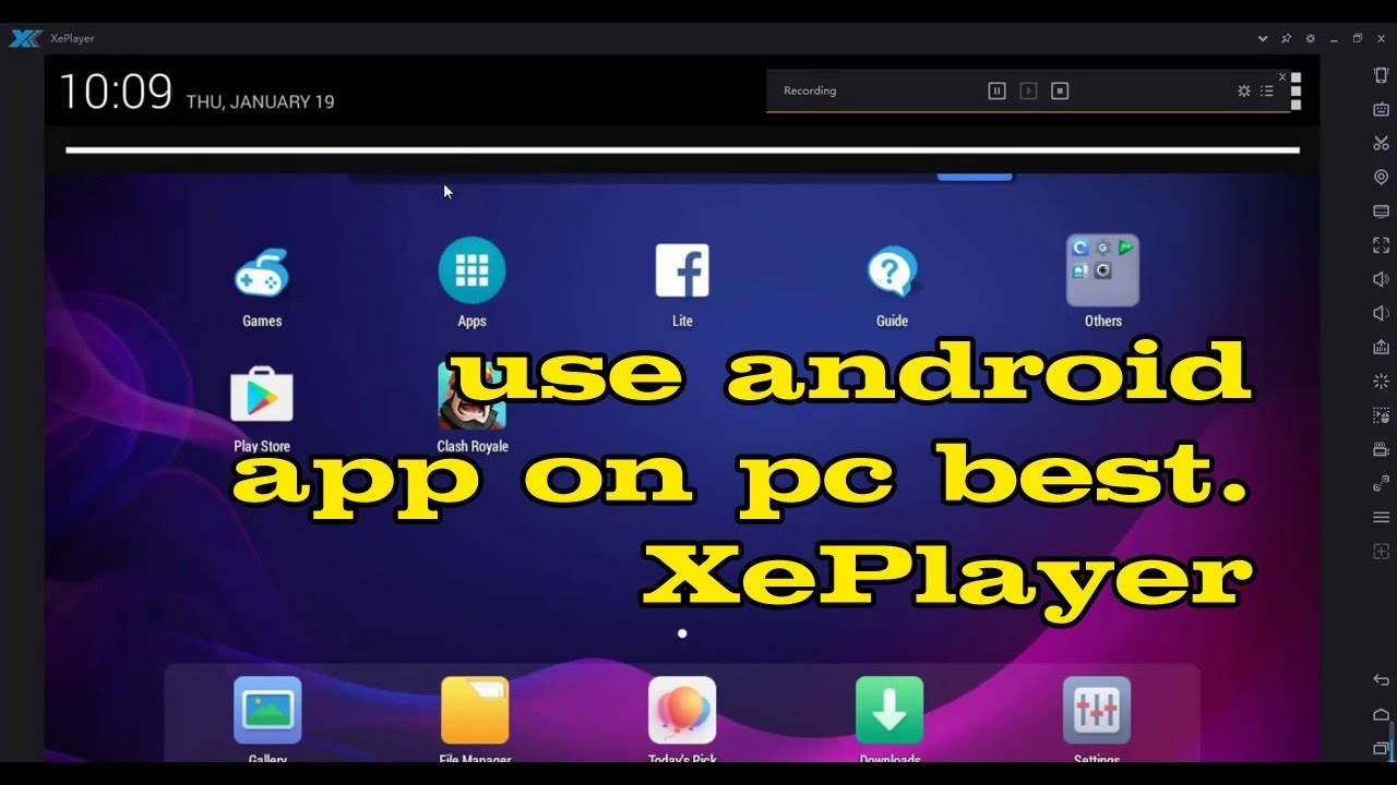best android app emulator for pc