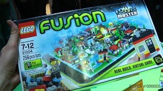 Lego Fusion - zbuduj domek z klocków i przenieś go do wirtualnego świata! [MWC]